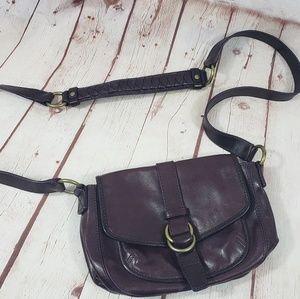 Cole Haan leather Crossbody